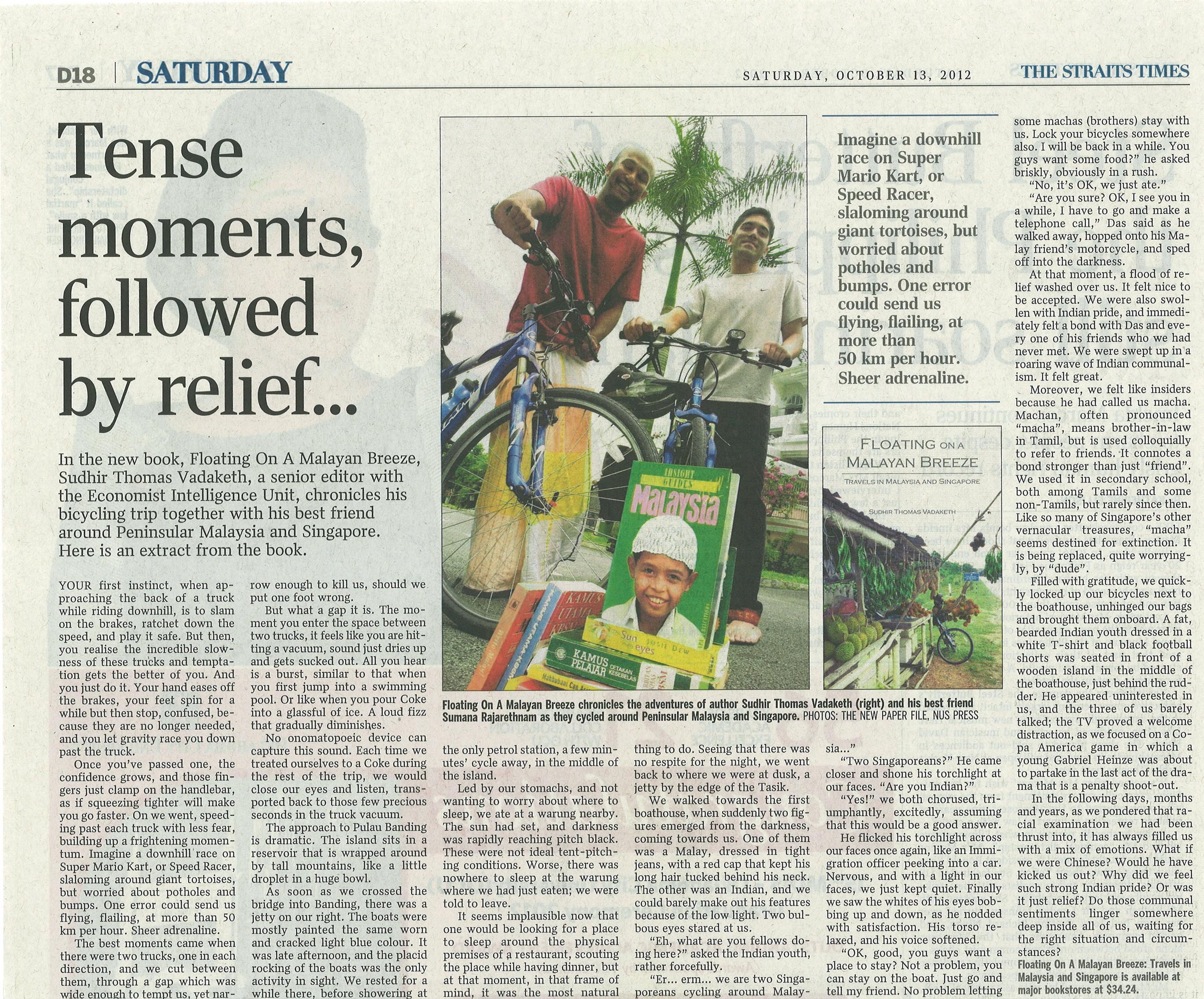 Straits Times Pdf