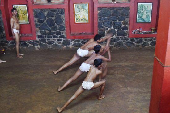 kalari exercise