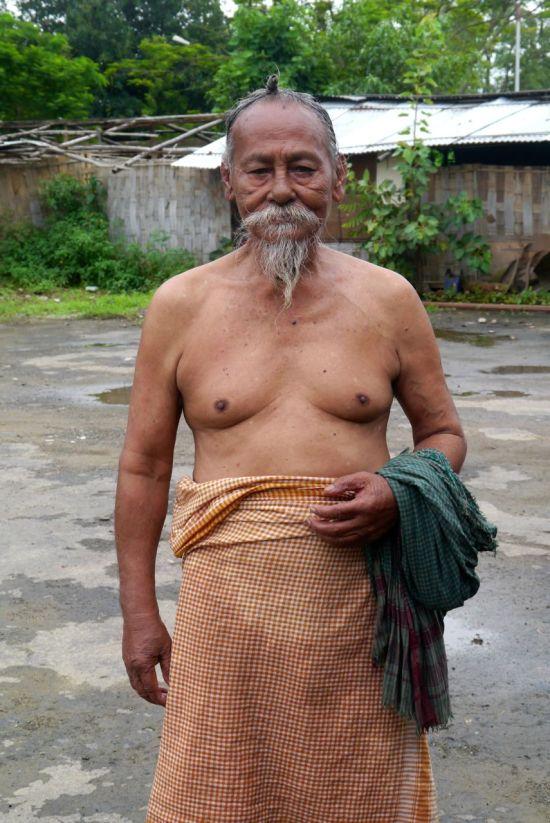 Kangla man