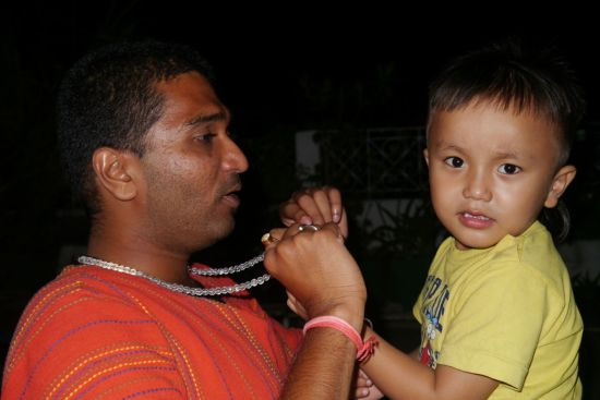 Kirit n son