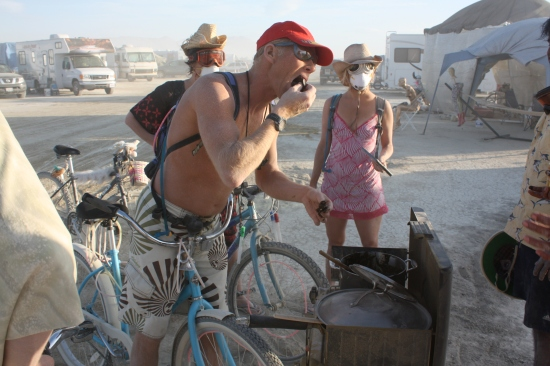 Burning Man Black Sotong 3